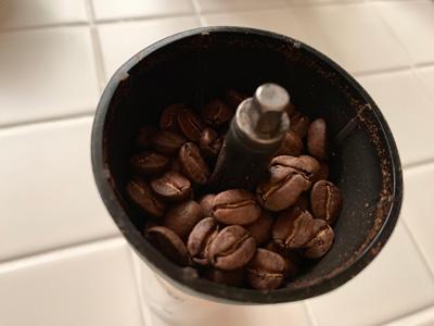 京都修学院焙煎珈琲きまめやのコーヒー